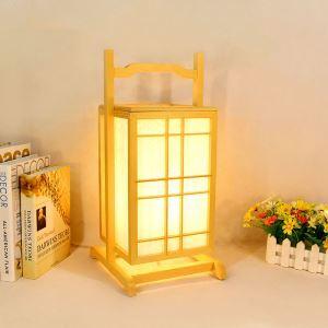 テーブルランプ スタンドライト 間接照明 卓上照明 デスクライト リビング 寝室 天然木 和風北欧風 T602