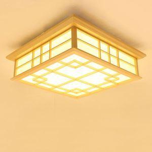 LEDシーリングライト リビング照明 照明器具 天井照明 ダイニング 寝室 和室和風 木目調 18畳 方形 LED対応 調光調色可能 JPL1013