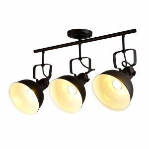スポットライト シーリングライト 照明器具 玄関照明 店舗照明 食卓照明 工業風 2色 1灯/2灯/3灯/4灯