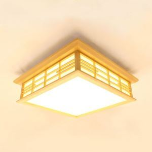LEDシーリングライト リビング照明 照明器具 天井照明 ダイニング 寝室 和室和風 木目調 9畳 方形 LED対応 調光調色可能 JPL1007