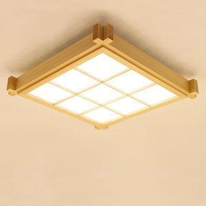 LEDシーリングライト リビング照明 照明器具 天井照明 ダイニング 寝室 和室和風 木目調 12畳 方形 LED対応 調光調色可能 JPL1065