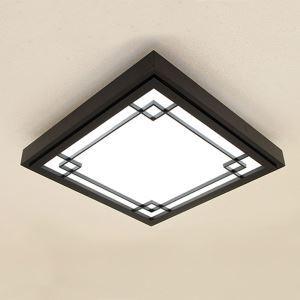 LEDシーリングライト リビング照明 照明器具 天井照明 ダイニング 寝室 和室和風 黒色 12畳 方形 LED対応 調光調色可能 JPL1061B
