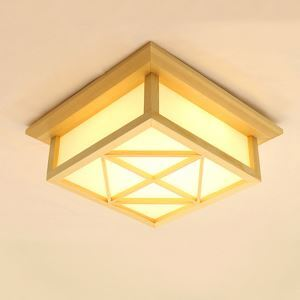 LEDシーリングライト リビング照明 照明器具 天井照明 ダイニング 寝室 和室和風 木目調 6畳 方形 LED対応 JPL202