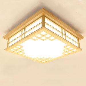 LEDシーリングライト リビング照明 照明器具 天井照明 ダイニング 寝室 和室和風 木目調 12畳 方形 LED対応 調光調色可能 JPL1016