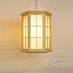 ペンダントライト 照明器具 リビング照明 店舗照明 天井照明 ダイニング 寝室 和室和風 木目調 1灯 JPL323