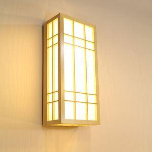 LED壁掛け照明 ウォールランプ ブラケット 間接照明 玄関照明 和室和風 竹木 1灯 LED対応 B205