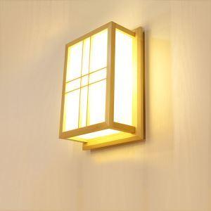 LED壁掛け照明 ウォールランプ ブラケット 間接照明 玄関照明 和室和風 竹木 1灯 LED対応 B206