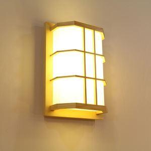 LED壁掛け照明 ウォールランプ ブラケット 間接照明 玄関照明 和室和風 竹木 1灯 LED対応 B208