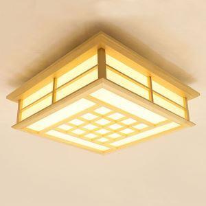 LEDシーリングライト リビング照明 照明器具 天井照明 ダイニング 寝室 和室和風 木目調 12畳 方形 LED対応 調光調色可能 JPL1006