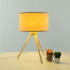 テーブルランプ スタンドライト 間接照明 卓上照明 デスクライト リビング 寝室 天然木 和風北欧風 1灯 GYT0005