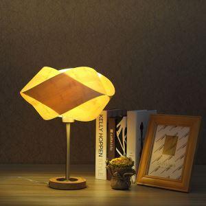 テーブルランプ スタンドライト 間接照明 卓上照明 デスクライト リビング 寝室 竹木 和風 1灯 GYT0034