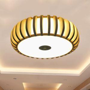 シーリングライト 照明器具 リビング照明 店舗照明 寝室照明 ダイニング 和室和風 カボチャ型 3灯/4灯 X06