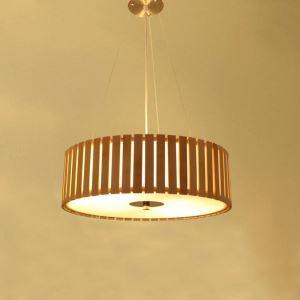 ペンダントライト 照明器具 リビング照明 店舗照明 天井照明 ダイニング 寝室 和室和風 竹木 3灯 X02