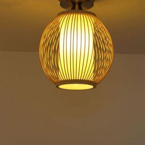 シーリングライト 照明器具 リビング照明 店舗照明 寝室照明 ダイニング 和室和風 竹木 1灯 X300s