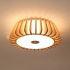 シーリングライト 照明器具 リビング照明 店舗照明 寝室照明 ダイニング 和室和風 竹木 X05