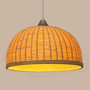 ペンダントライト 照明器具 リビング照明 店舗照明 ダイニング照明 茶室 寝室 和室和風 竹木 1灯 D305