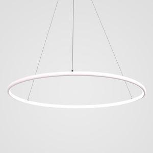 LEDペンダントライト 照明器具 リビング照明 ダイニング照明 店舗照明 一環 白色 オシャレ LED対応 60cm/80cm LBY18020