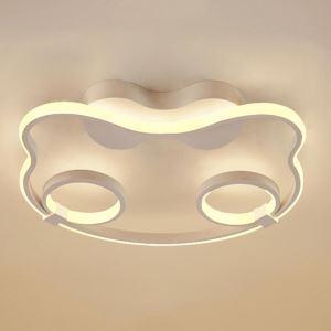 LEDシーリングライト リビング照明 子供屋照明 照明器具 寝室照明 オシャレ 6畳 猫型 LED対応 LBY18065