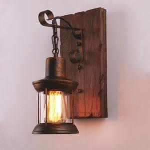 壁掛け照明 ブラケットライト ウォールランプ 玄関照明 照明器具 珈琲屋 バー 北欧風 ロフト風 LBY18038