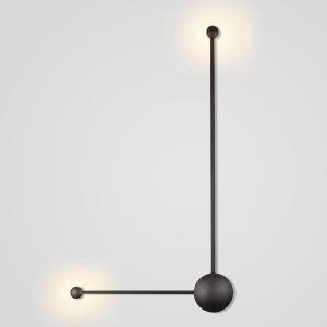 LED壁掛け照明 ウォールランプ ブラケット 玄関照明 間接照明 照明器具 北欧風 対角線型 LED対応 LBY18071
