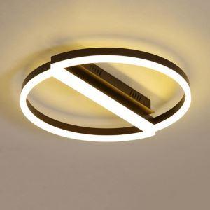 LEDシーリングライト 照明器具 リビング照明 天井照明 寝室照明 オシャレ 半円形組立 LED対応 LB81112