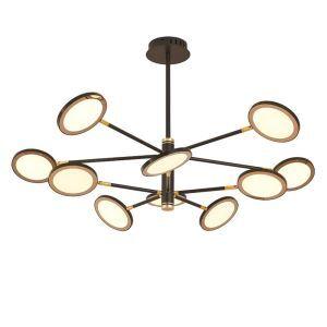 LEDシャンデリア リビング照明 店舗照明 北欧風 3/6/8/10灯 LED対応