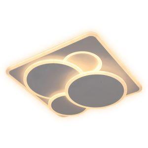 LEDシーリングライト 照明器具 リビング照明 寝室照明 子供屋照明 オシャレ 方形 12畳 LED対応 FMS6111