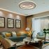 LEDシーリングライト リビング照明 照明器具 天井照明 寝室 居間 雲柄 オシャレ 円形 LED対応 Z8181