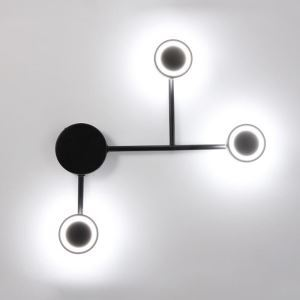 LED壁掛けライト ウォールランプ ブラケット 照明器具 間接照明 玄関照明 オシャレ LED対応 QM8502B