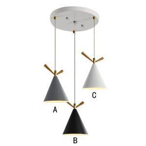 ペンダントライト 照明器具 リビング照明 ダイニング照明 店舗照明 ロフト工業風 北欧風 3色 3灯 QM85033