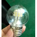 Led電球 G45電球 昼光色 5W AC100-120V 10個入り