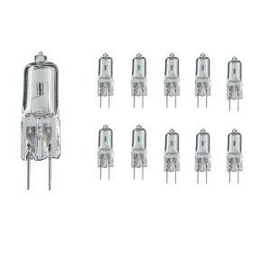 ハロゲン電球 G4電球 10W/20W 12V 10個入り