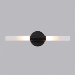 LED壁掛け照明 ウォールランプ 照明器具 ブラケット 玄関照明 金色/黒色 オシャレ LED対応 2灯 QM8505B2