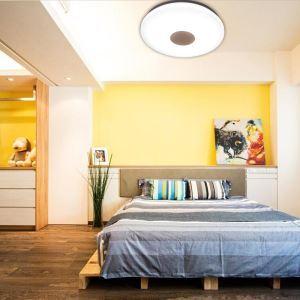 LEDシーリングライト リビング照明 取付簡単 ダイニング照明 寝室照明 照明器具 10段階調光 常夜灯 リモコン付 8畳 丸型 36W D40cm 円形