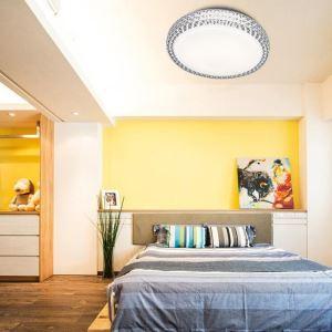 LEDシーリングライト リビング照明 取付簡単 ダイニング照明 寝室照明 照明器具 10段階調光 常夜灯 リモコン付 8畳 丸型 36W D40cm 星空柄