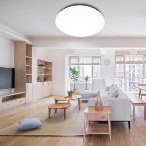 LEDシーリングライト リビング照明 取付簡単 ダイニング照明 寝室照明 照明器具 10段階調光 常夜灯 リモコン付 8畳 丸型 36W D40cm シェル柄