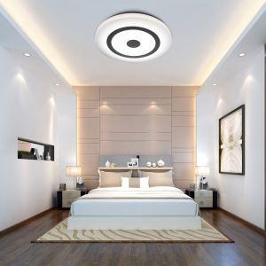 LEDシーリングライト リビング照明 取付簡単 ダイニング照明 寝室照明 照明器具 10段階調光 常夜灯 リモコン付 8畳 丸型 36W D40cm 円形柄