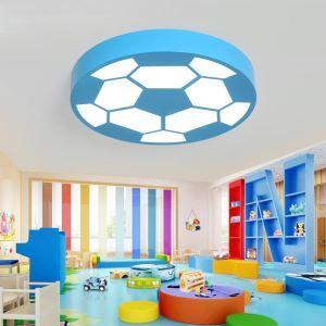 LEDシーリングライト 照明器具 子供屋照明 寝室 リビング 居間 オシャレ サッカー型 LED対応 MSXD060