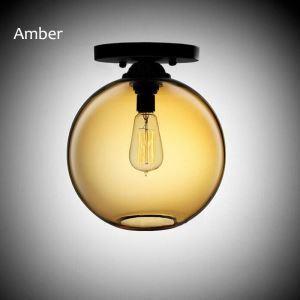 シーリングライト 照明器具 天井照明 玄関 店舗 ガラス製 北欧風 オシャレ 球型 1灯
