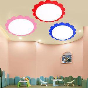 LEDシーリングライト 照明器具 子供屋照明 寝室 リビング 居間 オシャレ 太陽花型 LED対応