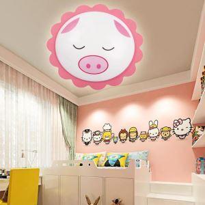 LEDシーリングライト 照明器具 子供屋照明 寝室 リビング 居間 オシャレ 動物型 LED対応