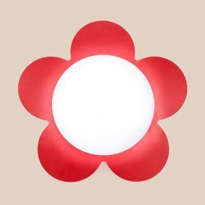 LEDシーリングライト 照明器具 子供屋照明 寝室 リビング 居間 オシャレ 花型 LED対応