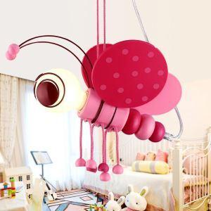 LEDペンダントライト 子供屋照明 寝室照明 リビング 居間 オシャレ ミツバチ型 LED対応