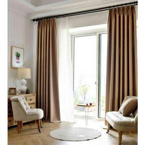 遮光カーテン 寝室カーテン 斜め柄 現代風 4色 1級遮光カーテン(1枚)