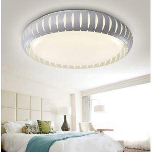 LEDシーリングライト 照明器具 天井照明 リビング 寝室 店舗 オシャレ 提灯形 黒白 LED対応