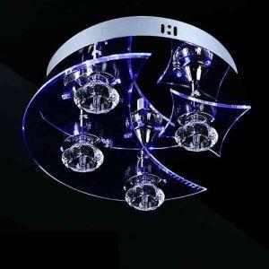 LEDシーリングライト 天井照明 クリスタル照明 姫系照明 3灯/4灯