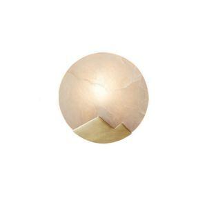 壁掛け照明 ウォールランプ ブラケット 間接照明 玄関照明 照明器具 月球柄 QM1822