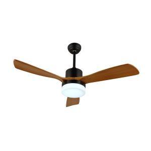 LEDシーリングファンライト リビング照明 ダイニング照明 照明器具 和室和風 3階段調色 LED対応 リモコン付 QM8050