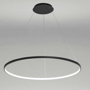 LEDペンダントライト 照明器具 店舗照明 リビング照明 おしゃれ照明 黒色/白色 LED対応 D80cm