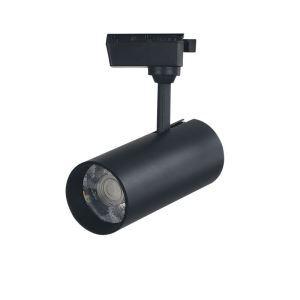 LEDスポットライト ダクトレール用照明 照明器具 玄関照明 店舗照明 LED対応 5色 簡単取付